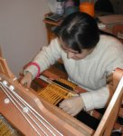 Individual weaving course 11/2005