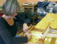 Individual weaving course March 2011